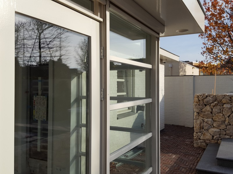 Glas oplevering Weert- D&D Cleaning Service
