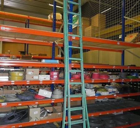 Keuring ladders, trappen en rolsteigers