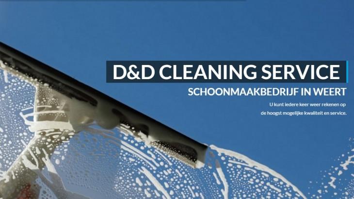 Glazenwasser Pelt D&D Cleaning Service