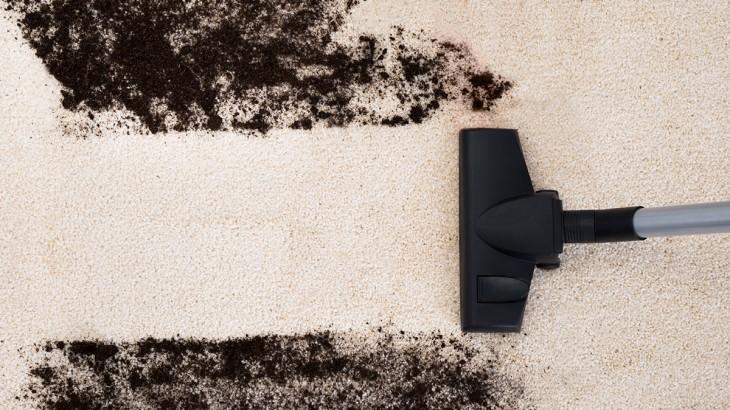 Tapijt en meubels reinigen